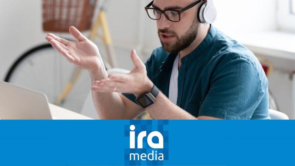 ira media εξ αποστάσεως